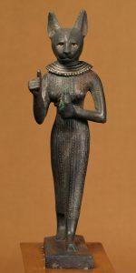 Statue of Bast